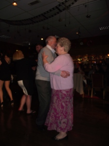 I'd love to be like my grandparents when I'm older. Happy 50th Anniversary!