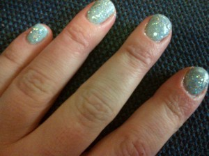 Barry M Glitter Nail Varnish