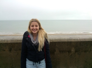 Infront of Slapton bay
