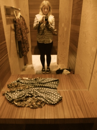 Urban Outfitters Changing Rooms Brighton