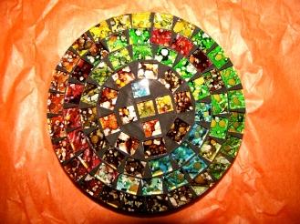 Aztec placemat: £2.50