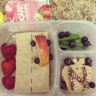 When a lunch box can brighten your day, nothing can go wrong.