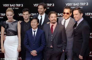 French premiere for The Hangover part III