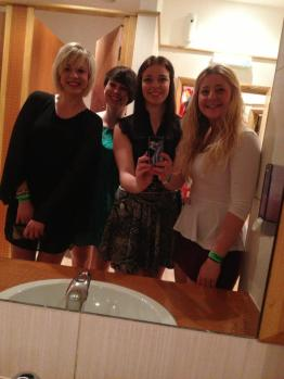 Night out in Southampton.