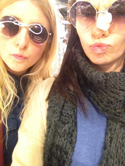 Shopping in Southampton.