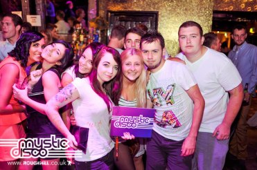 UV Party in Tiger Tiger Portsmouth.