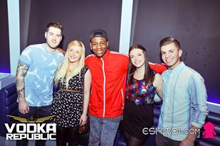 Meeting the Loveable Rogues.