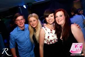 Conor, Me, Zoe and Rachael